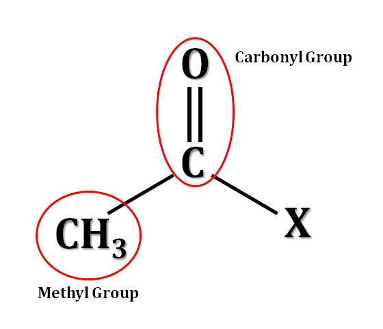 Acetyl Group Structure 8