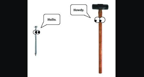 nail_sledgehammer